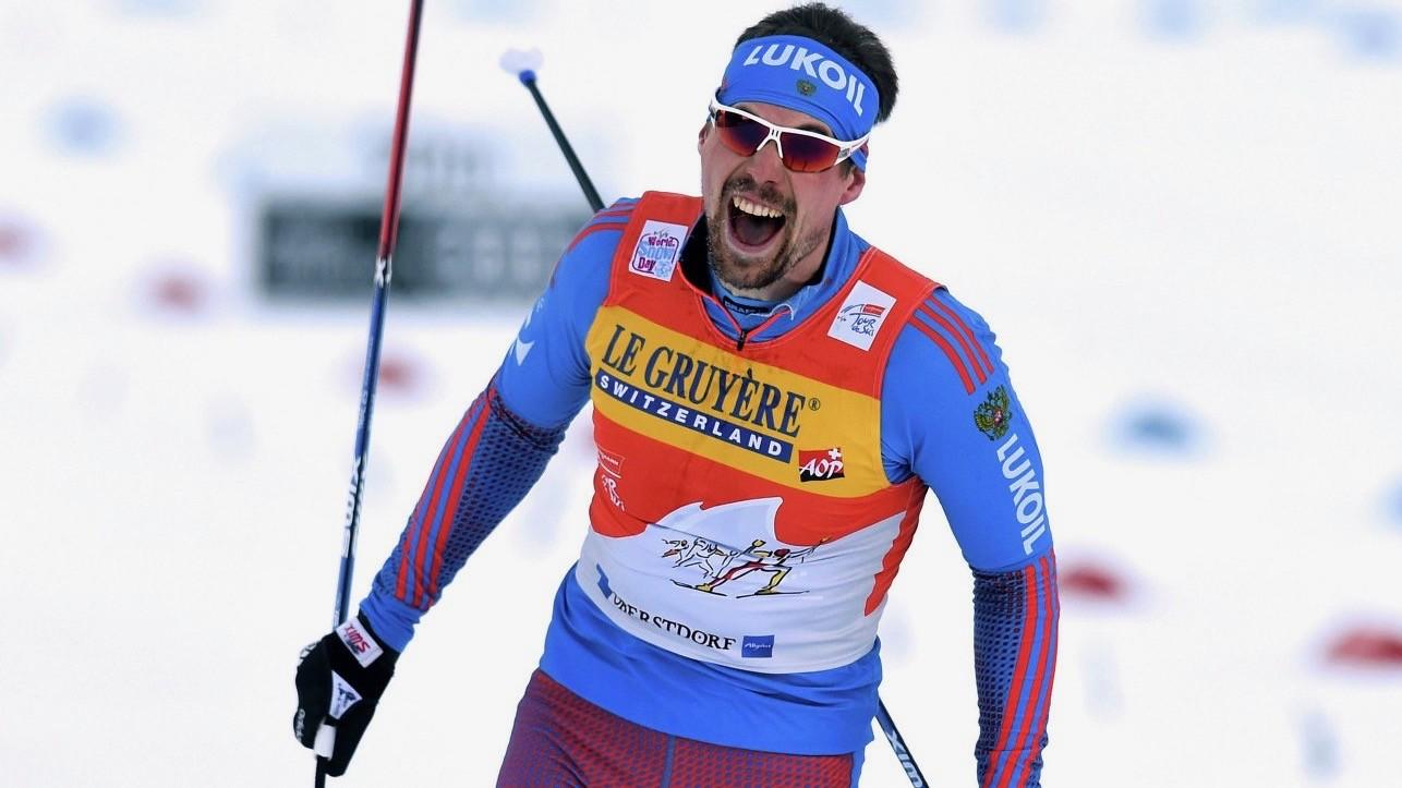«Побеждаю ради отстранённых ребят»: лыжник Устюгов выиграл три этапа «Тур де Ски» кряду