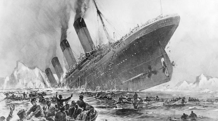Лёд и пламень: британский журналист представил новую версию крушения «Титаника»