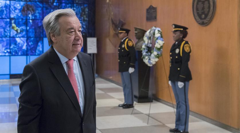 Взгляд из штаба: как новый Генсек намерен решать проблемы ООН