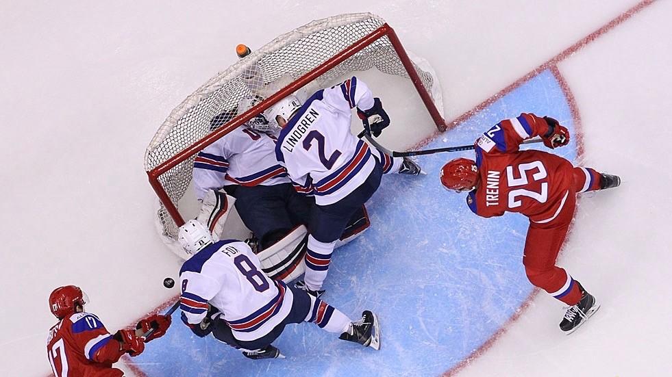 Триллер в Монреале: Россия уступила США по буллитам в полуфинале молодёжного ЧМ по хоккею