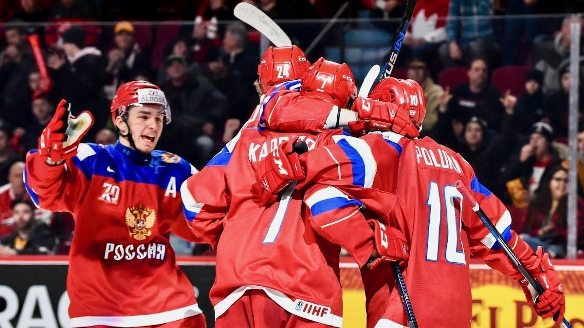 Заслуженная бронза: Россия победила Швецию в матче за третье место на МЧМ по хоккею
