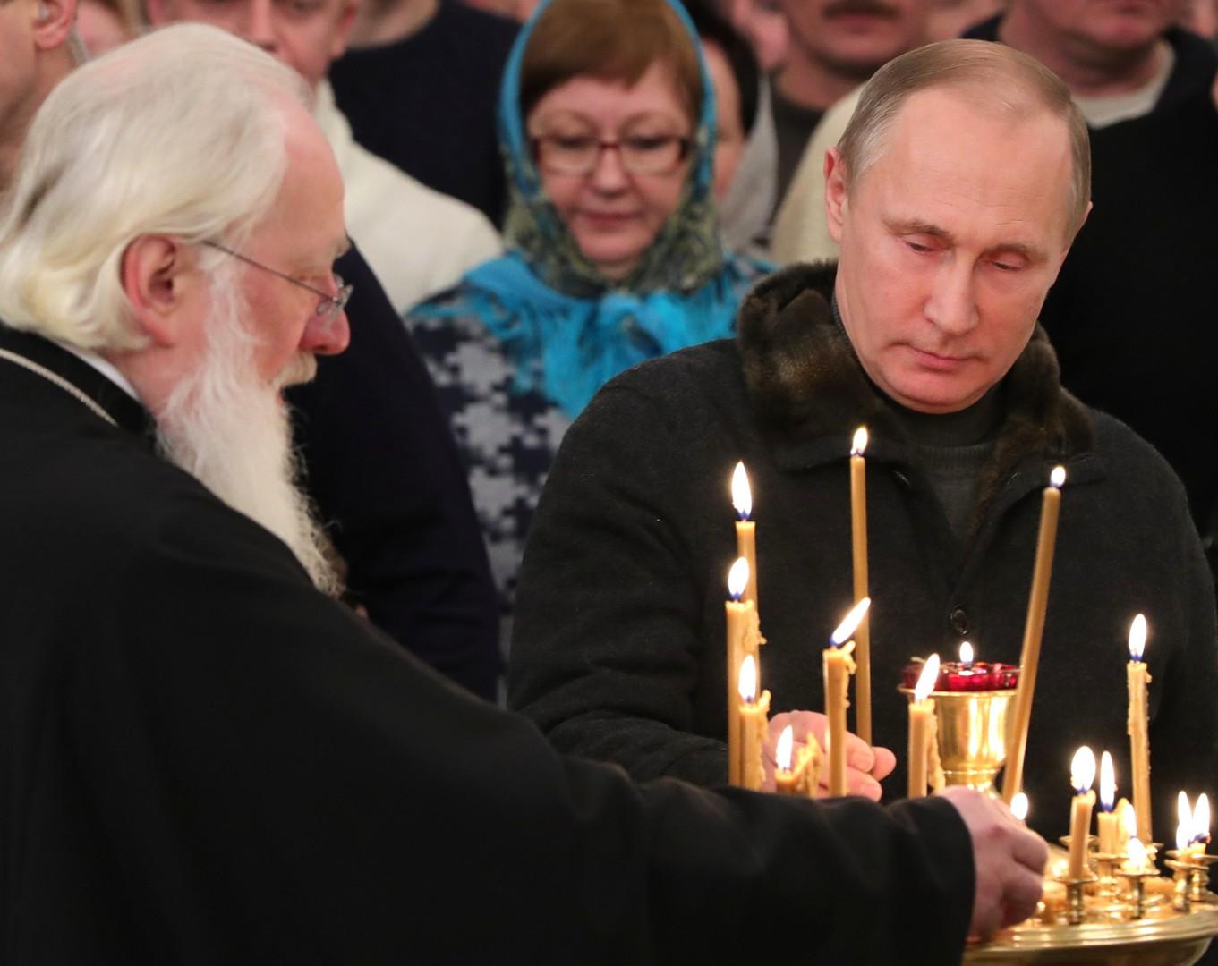 Путин сообщил новгородским рыбакам, что 2017 год будет лучше 2016