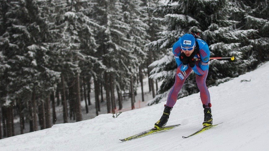 Застрелившиеся в ветер: россияне остались без медалей гонки преследования на этапе КМ
