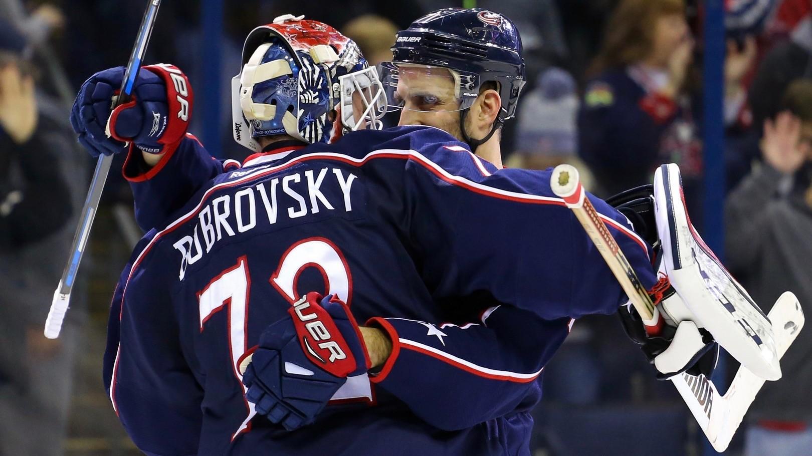 Чёрный день для вратарей: Бобровский и Василевский пропустили 10 шайб на двоих