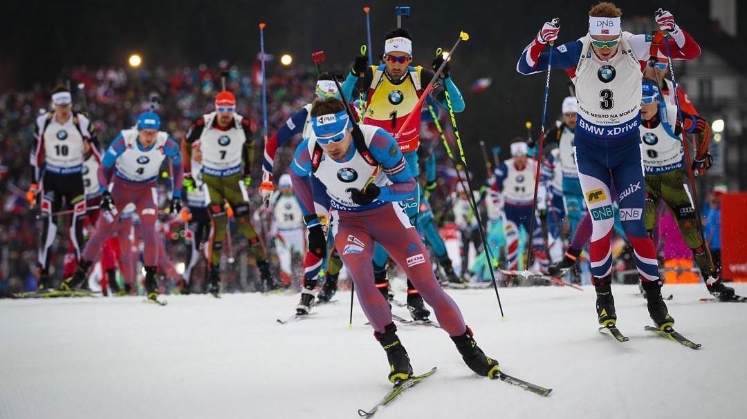 Новый год без медалей: мужская сборная России по биатлону осталась в Оберхофе без наград