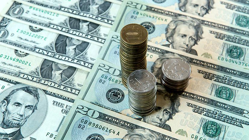 Новый год в тонусе: после праздников рубль укрепляется к доллару США