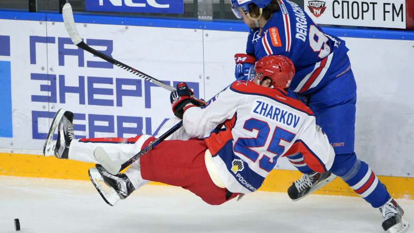 Буллитные залпы: СКА обыграл ЦСКА в армейском дерби
