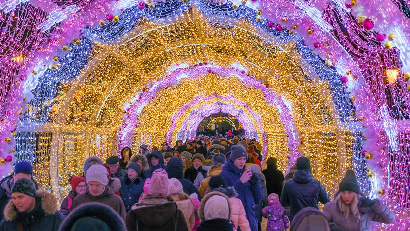 «Добро пожаловать в сказку»: фильм RTД о русских традициях и новогодних праздниках