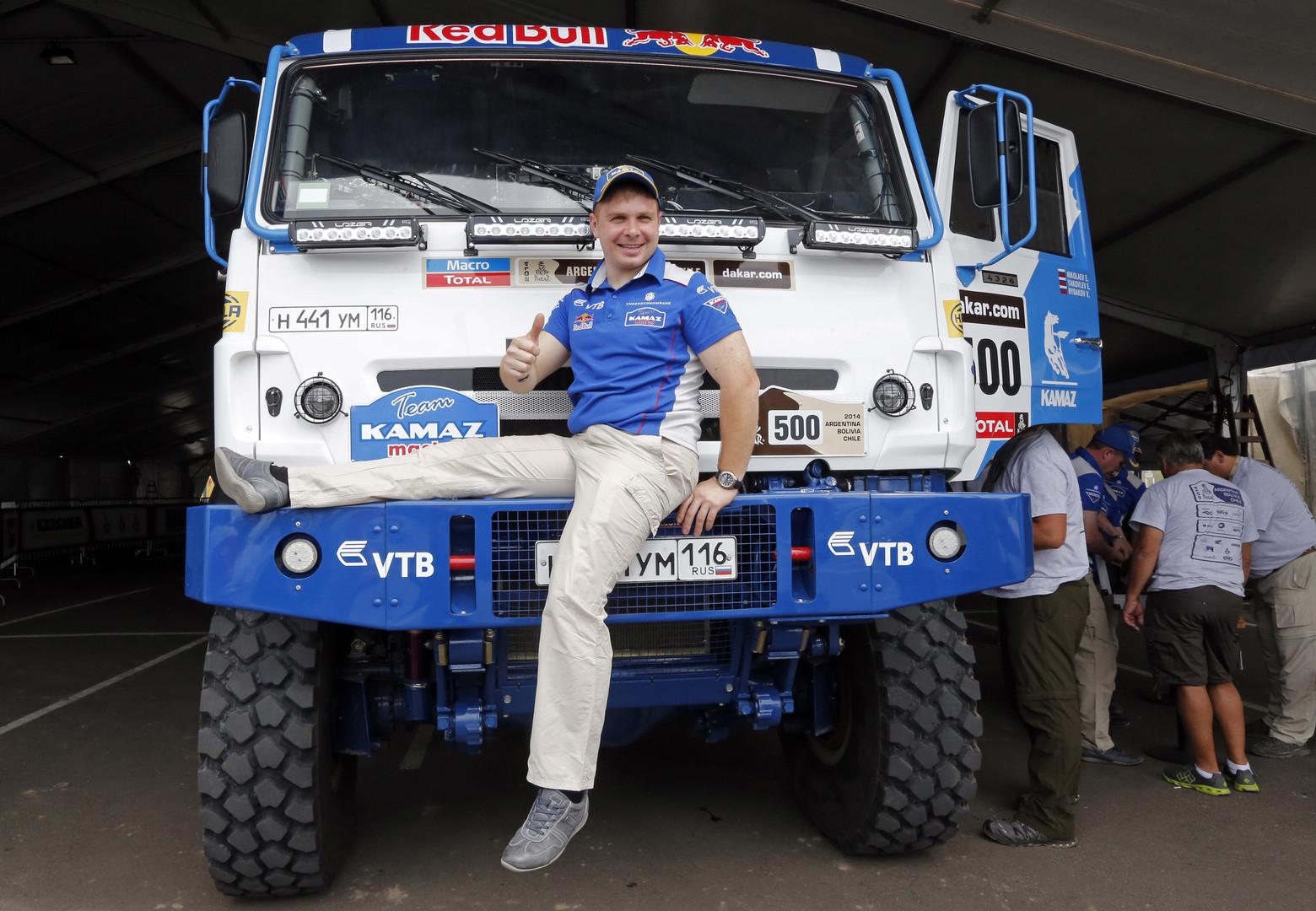 «Наш допинг — спортзал, отжимания и приседания»: Эдуард Николаев о победе на «Дакаре»