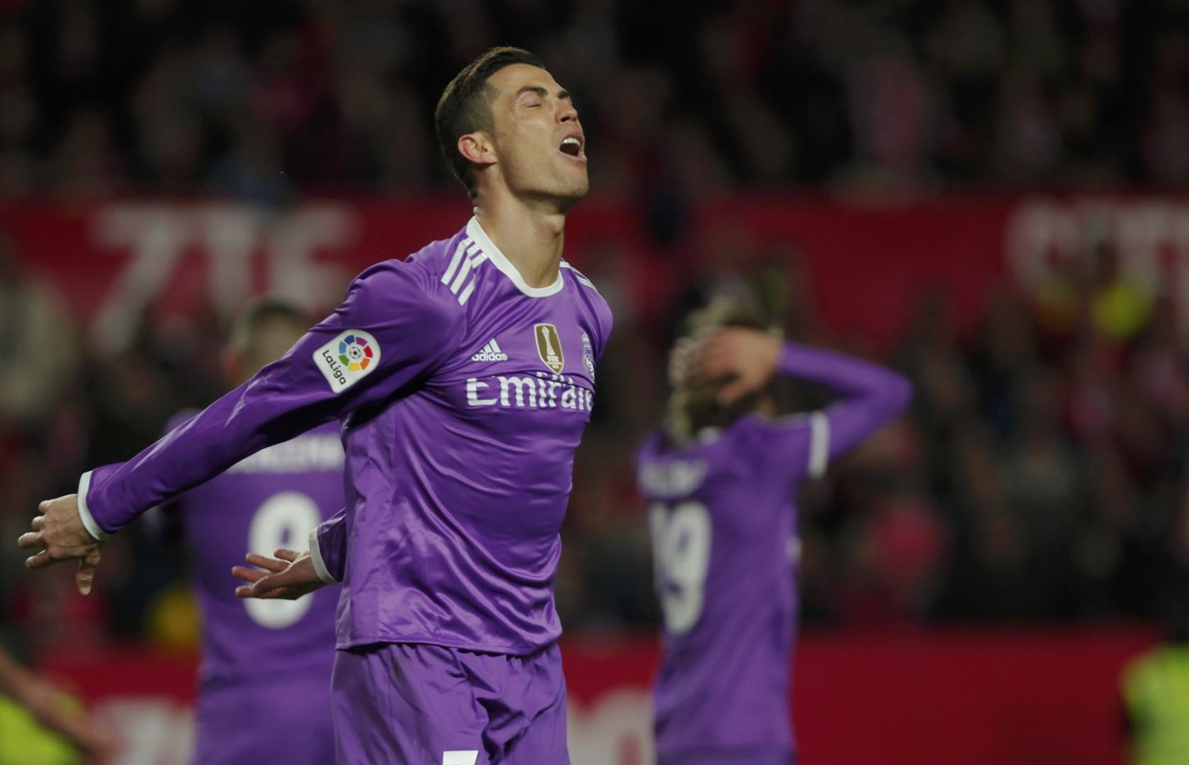 Изощрённая месть «Севильи»: «Реал» прервал рекордную серию из 40 матчей без поражений