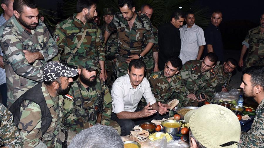Взять с боем: сирийская армия перешла в масштабную контратаку под Пальмирой
