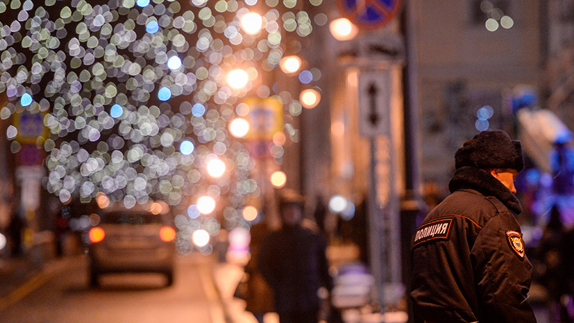 Полиция обнаружила машину подозреваемых в покушении на бизнесмена в центре Москвы