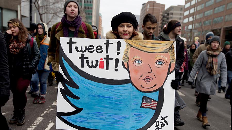 инаугурация Трампа взорвала интернет