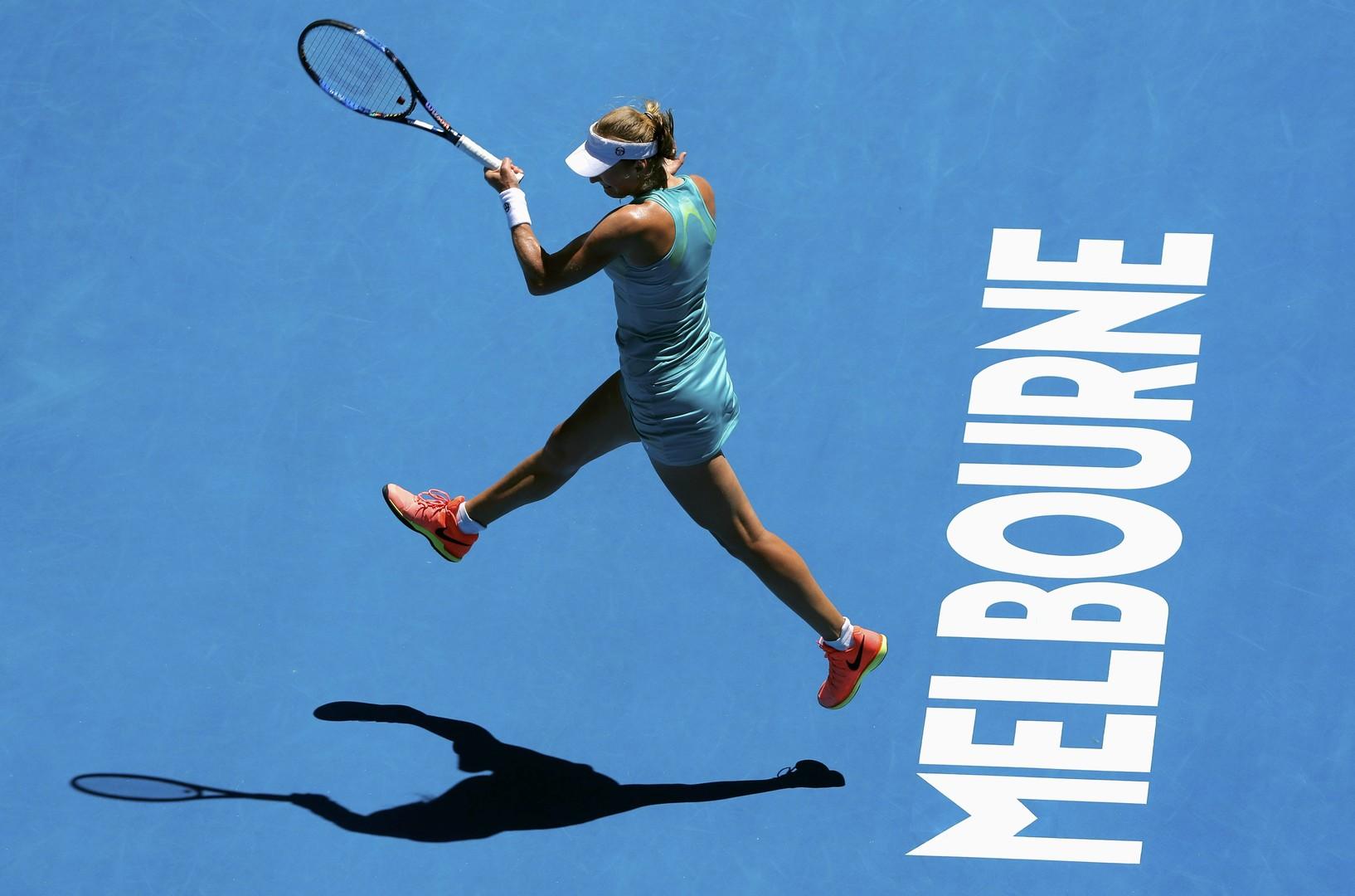 «Пистолет» Макарова: россиянка седьмой раз подряд вышла в 1/8 финала Australian Open