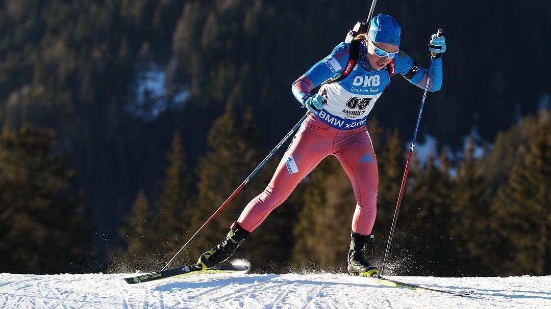 Положительная динамика: россиянки показали лучший результат сезона в эстафете