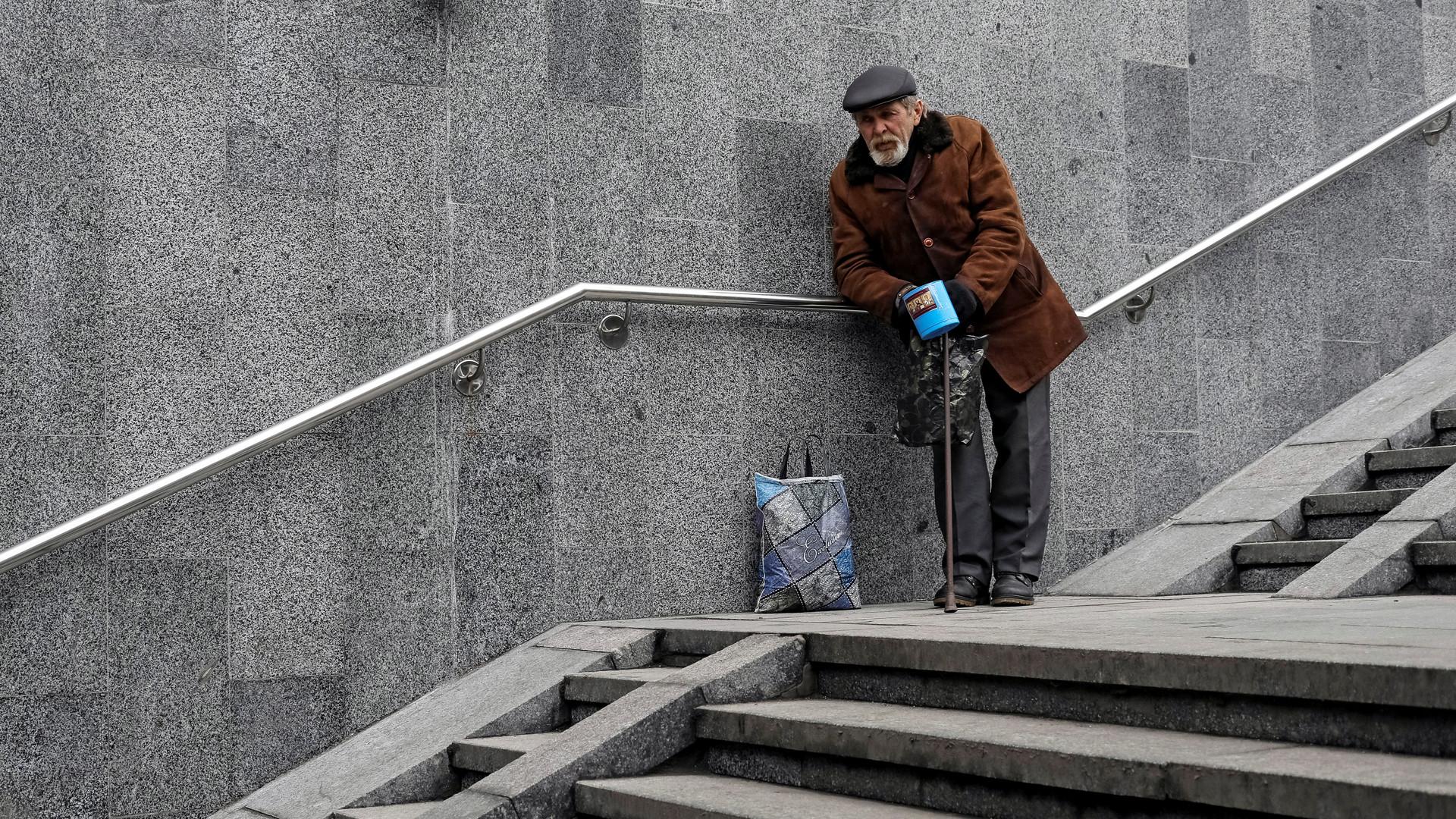 Болезнь денежного дефицита: почему украинцы не могут обеспечить пенсионеров