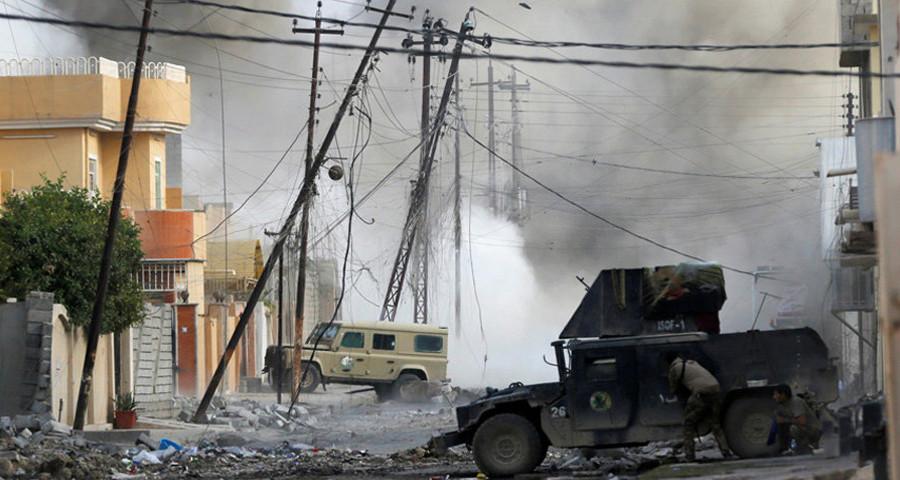 Операция, похожая на войну: сможет ли коалиция выбить боевиков из Мосула за 30 дней