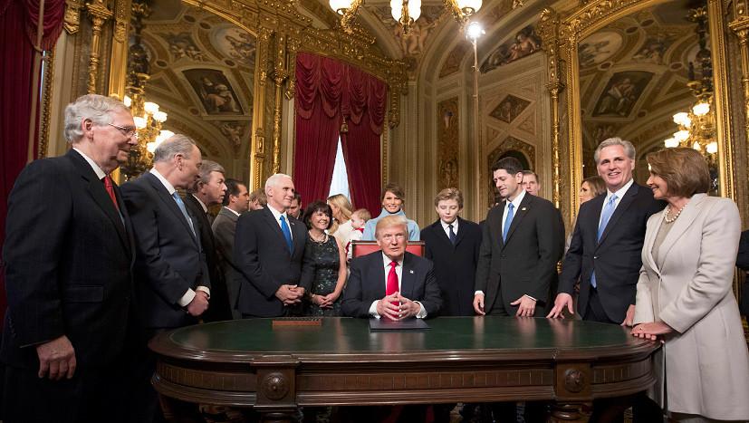 Союзник — флот: с какой целью Трамп собирается наращивать военные расходы