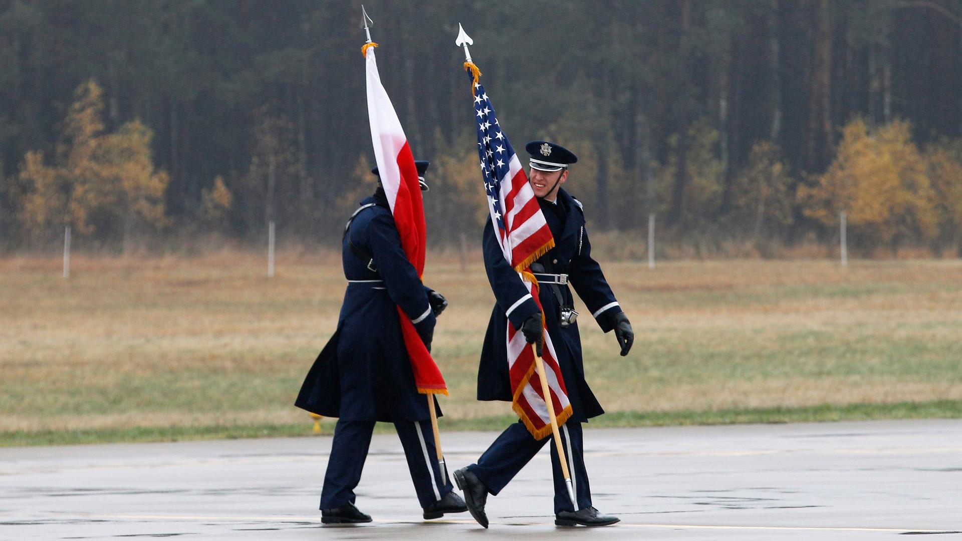 Опасные связи: в Польше озабочены дружбой Трампа с Россией