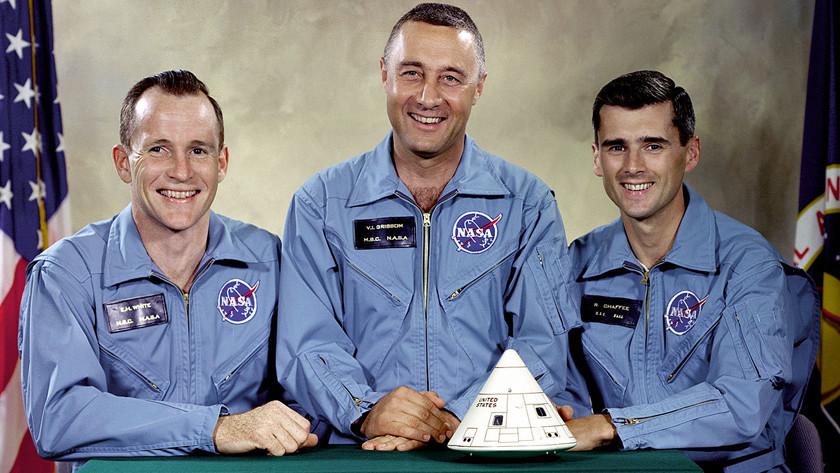 Непреодолённый рубеж: 50 лет назад погиб экипаж космического корабля «Аполлон-1»
