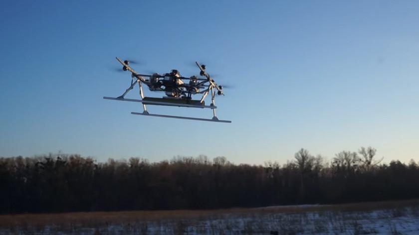 ВУкраинском государстве испытали противотанковый дрон «Командор»— жители России заволновались