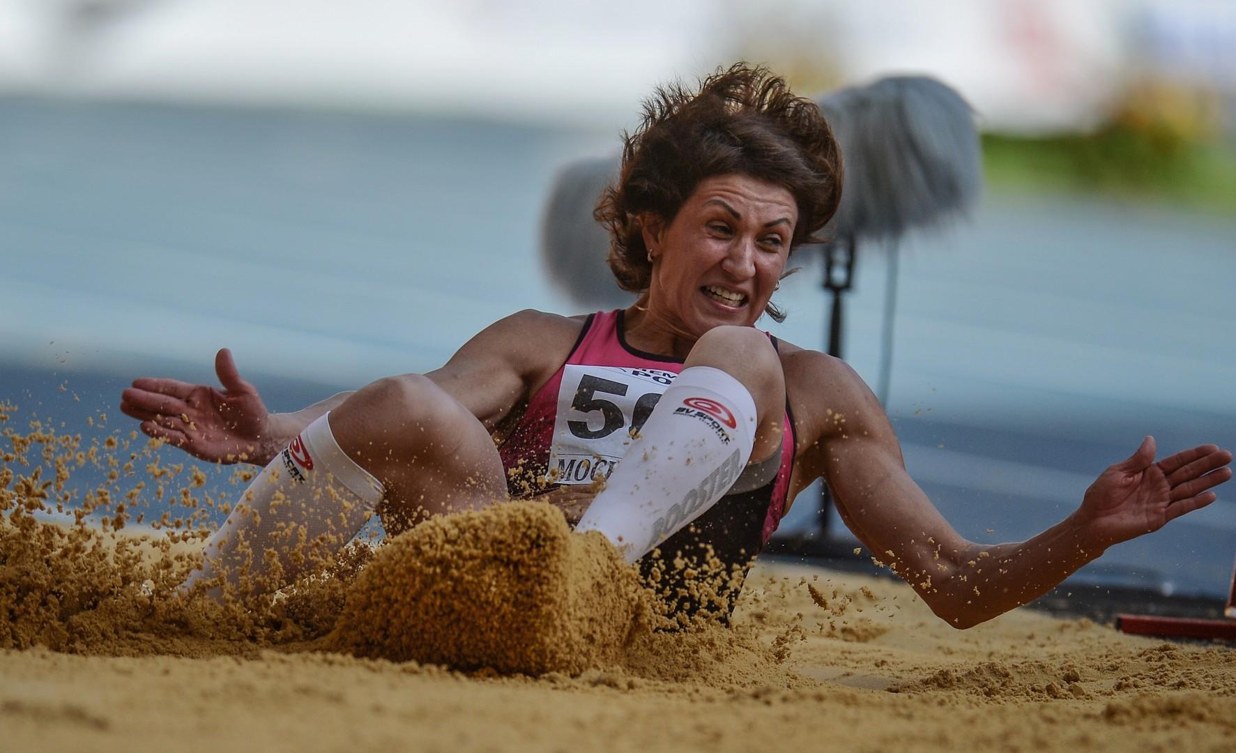 «Стала жертвой политических разборок»: МОК лишил легкоатлетку Лебедеву двух медалей ОИ
