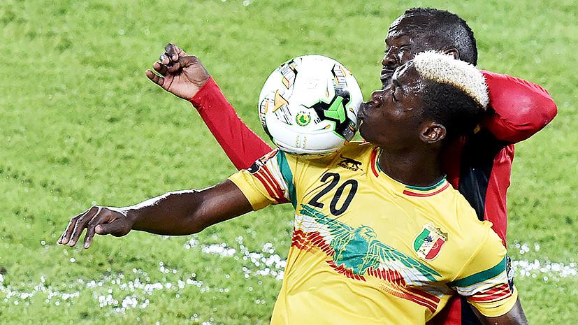 на чемпионате Африки по футболу завершился групповой этап