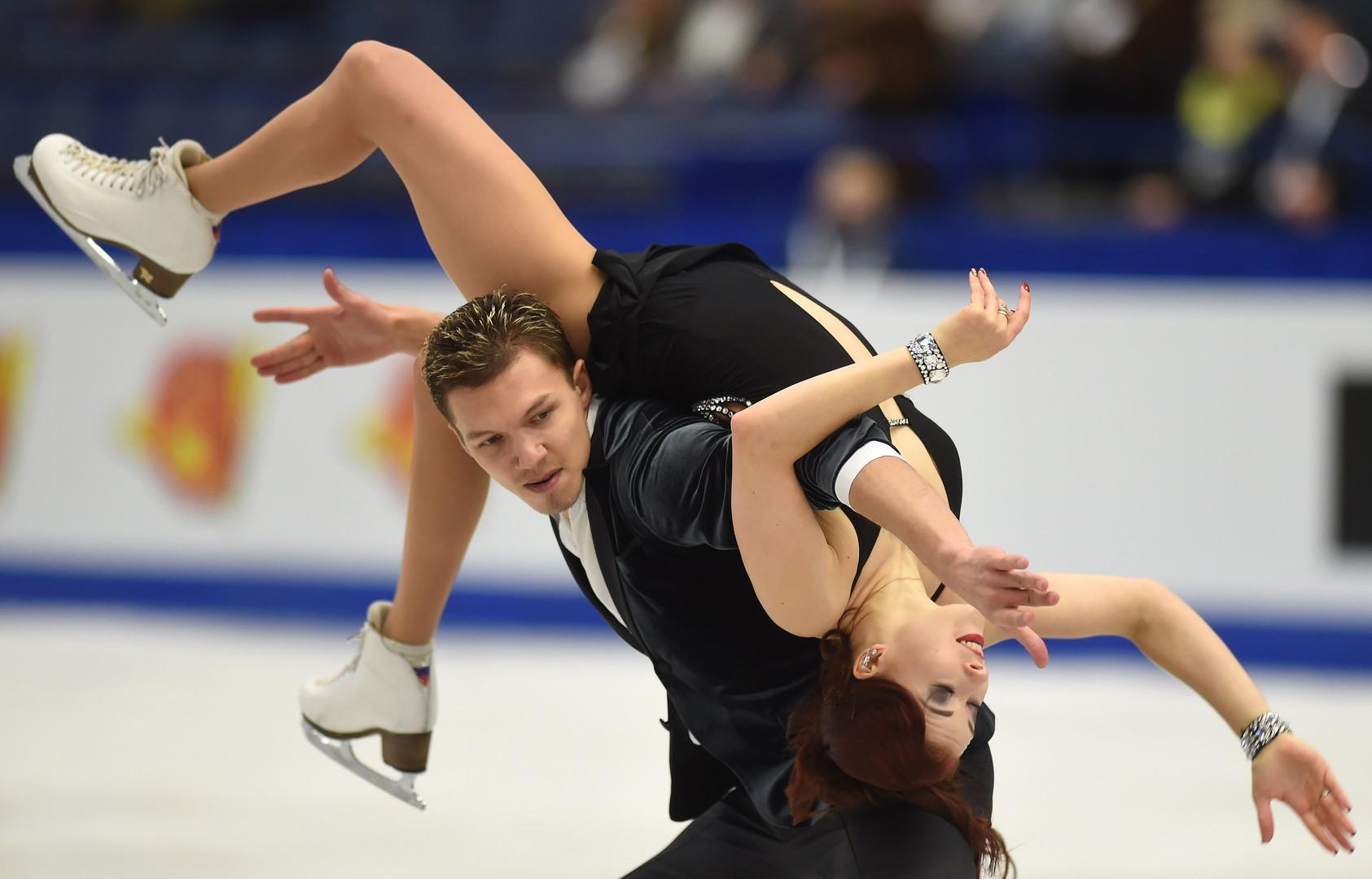 Фигурный беспредел: российских танцоров Боброву и Соловьёва засудили на чемпионате Европы