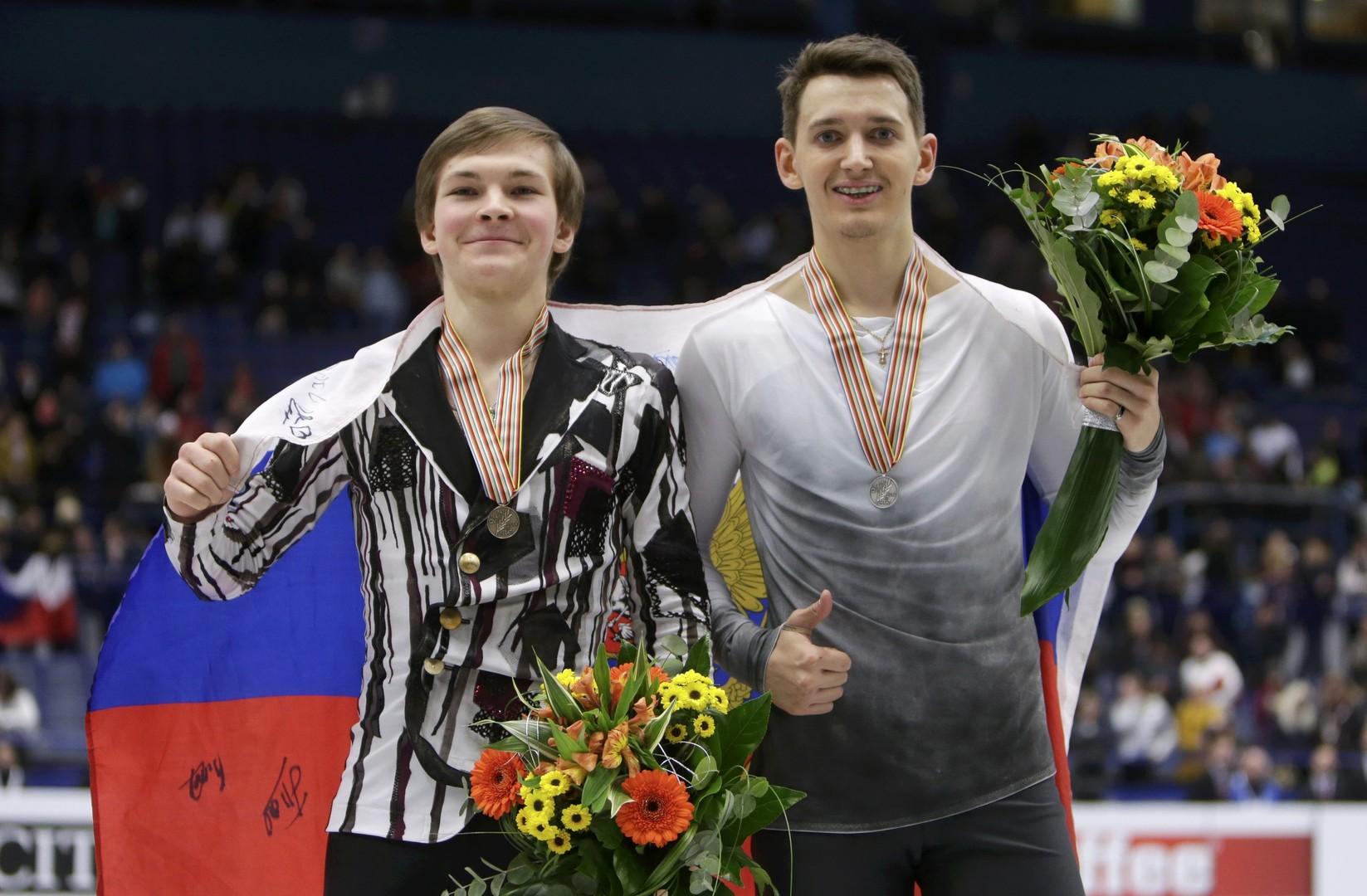 Возвращение Ковтуна, прорыв Коляды: российские фигуристы прокомментировали успех на ЧЕ
