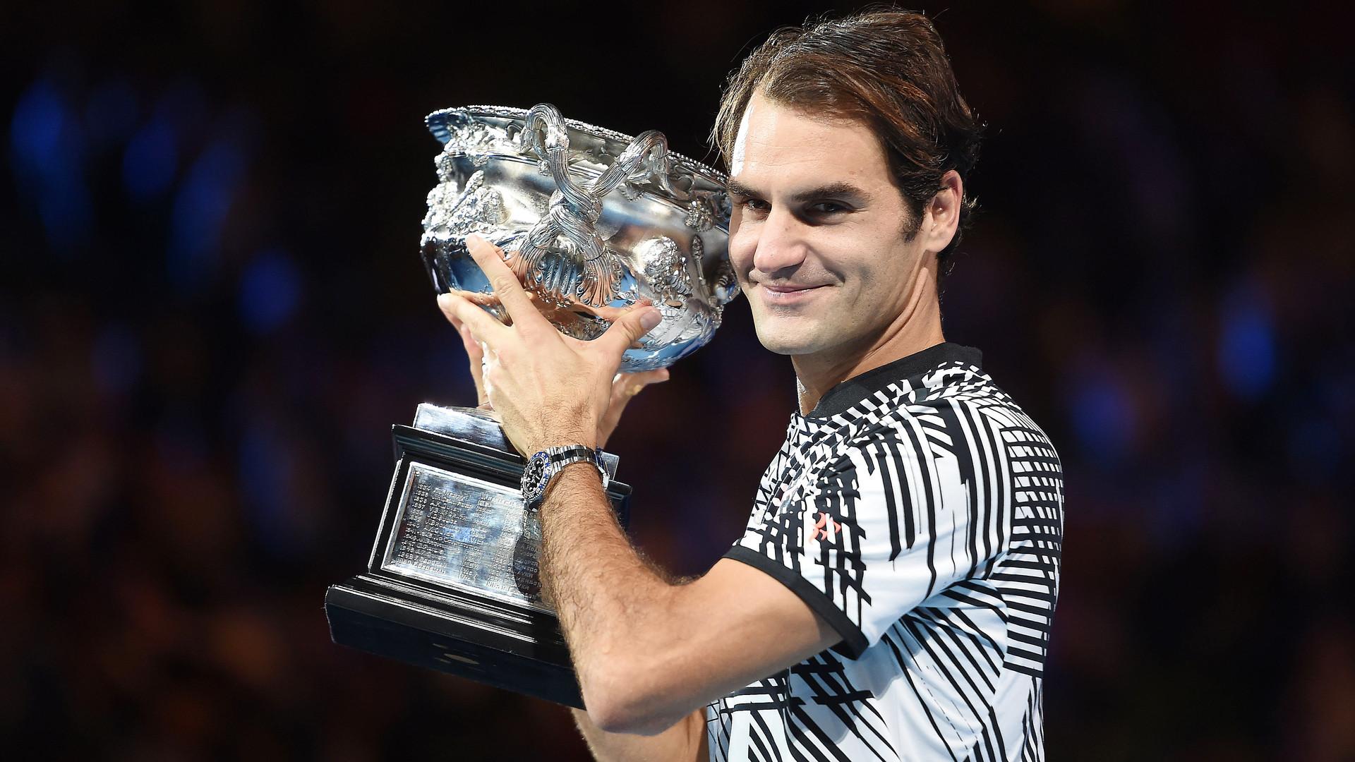 «Роджер — великий и в 35»: Федерер выиграл первый турнир Большого шлема за последние 5 лет