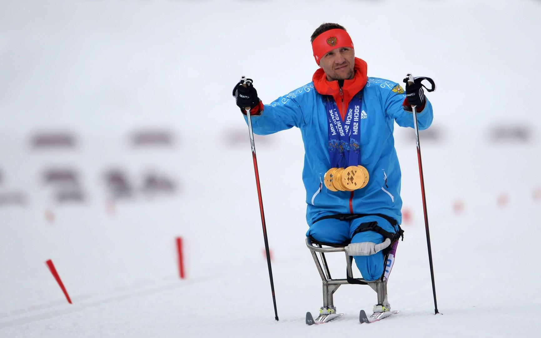 Россию не допустили к Зимним Паралимпийским играм