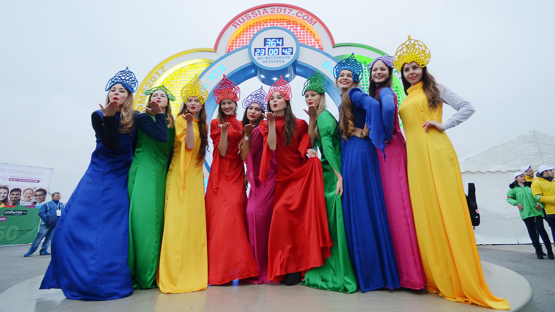 Россия провела презентацию международного фестиваля молодёжи и студентов на форуме ООН