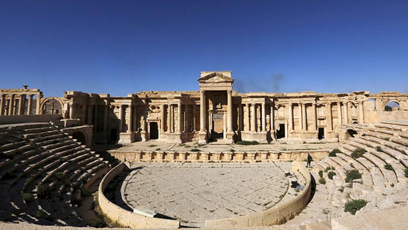 Свыше 80% коллекции спасено: российские археологи рассказали о судьбе памятников Пальмиры