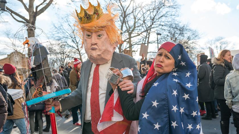 Спорт, наука и кино: как отразился указ Трампа о мигрантах на жизни в США