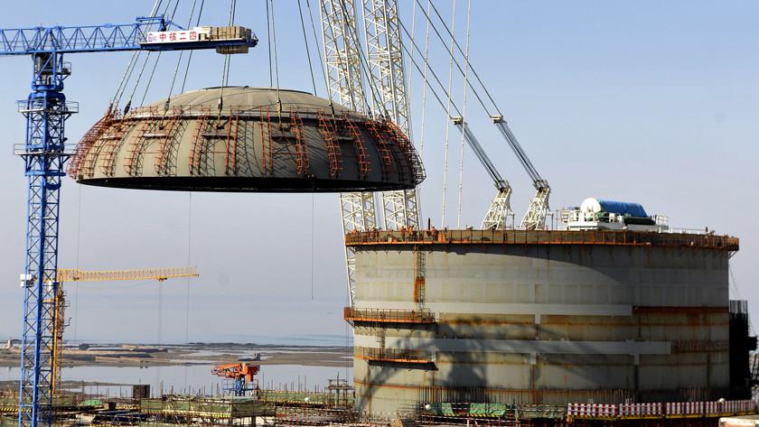 Во власти атома: Китай соревнуется с Европой в выработке чистой энергии