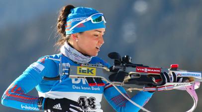 Акимова не прошла испытания горами: россиянка неудачно выступила в масс-старте на этапе КМ