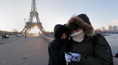 Город любви стал раем для карманников: почему китайские туристы боятся ехать в Париж