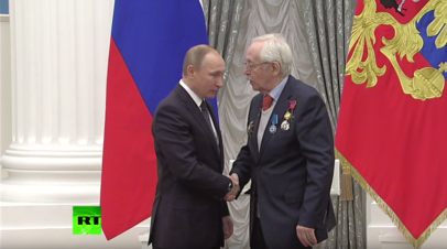 Актёр Ливанов — Путину об уходе с поста президента: «Даже не думай!»