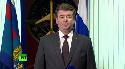 Олег Сторчевой: Голландская сторона не сообщила нам о возникшей проблеме напрямую