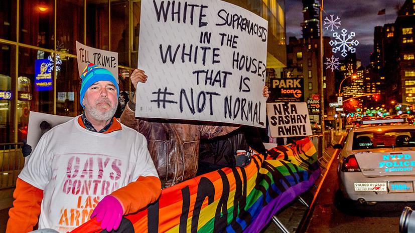 Единым фронтом: в США католическое ЛГБТ-сообщество вступилось за мусульман