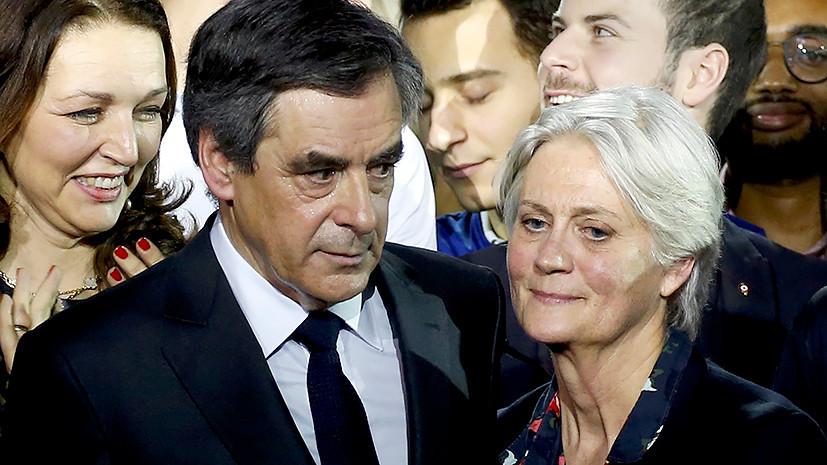 Атака левых или шанс для Ле Пен: как скандал с женой Фийона повлияет на выборы во Франции