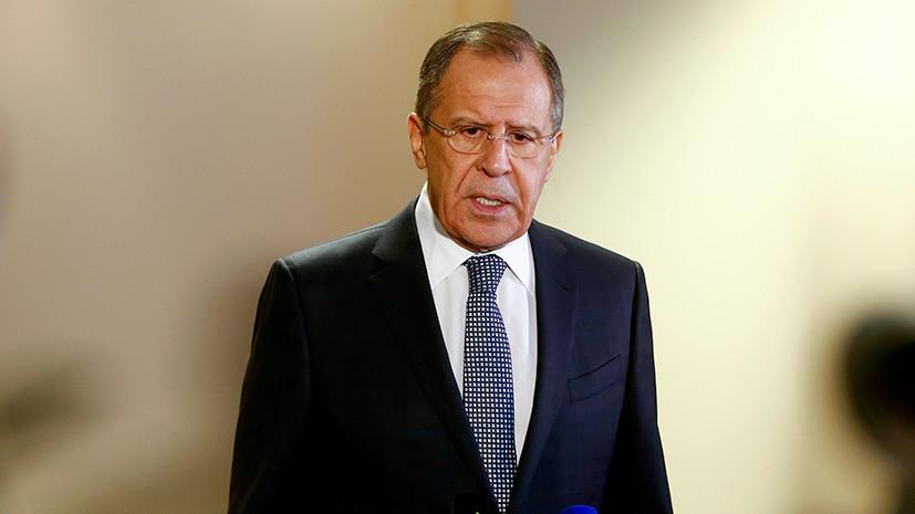 «Эффективное сотрудничество между Россией и США возможно»: Лавров в интервью СМИ Австрии