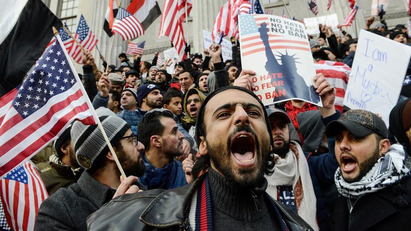 Колючие ветви власти: почему суды в США противодействуют миграционной политике Трампа