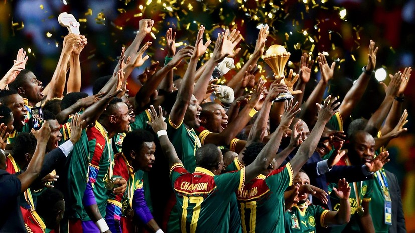 Новая сенсация: Камерун завоевал Кубок Африки и сыграет в России на Кубке конфедераций