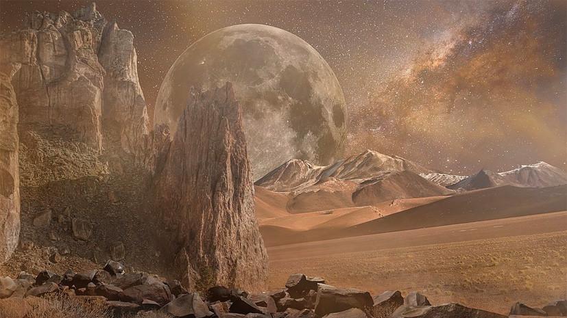 «Звёздные врата»: как ЦРУ разведывало обстановку на Марсе в 1980-х годах