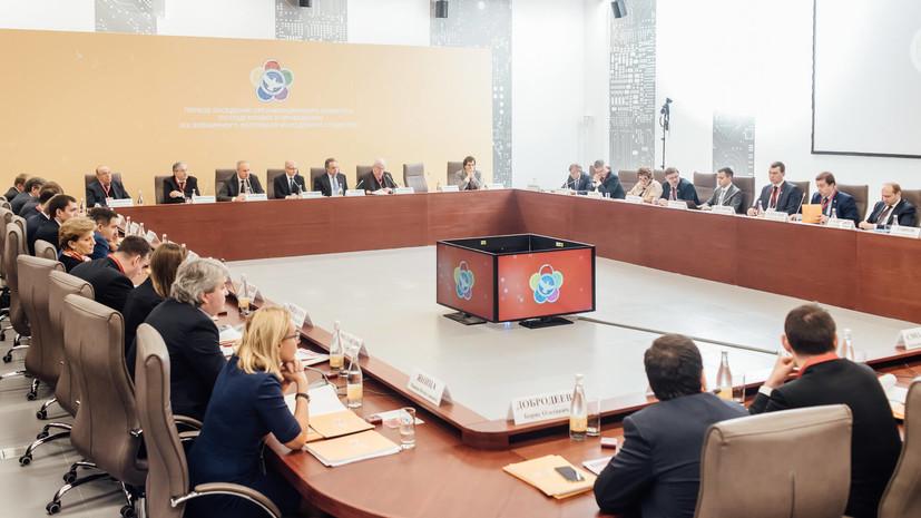 В Москве прошло первое заседание оргкомитета Фестиваля молодёжи и студентов