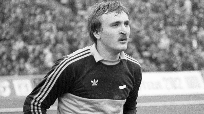 Первый на подстраховке: умер бывший вратарь сборной СССР по футболу Виктор Чанов