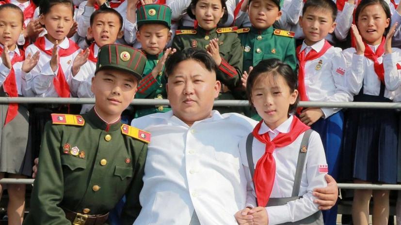 как в Северной Корее используют труд несовершеннолетних