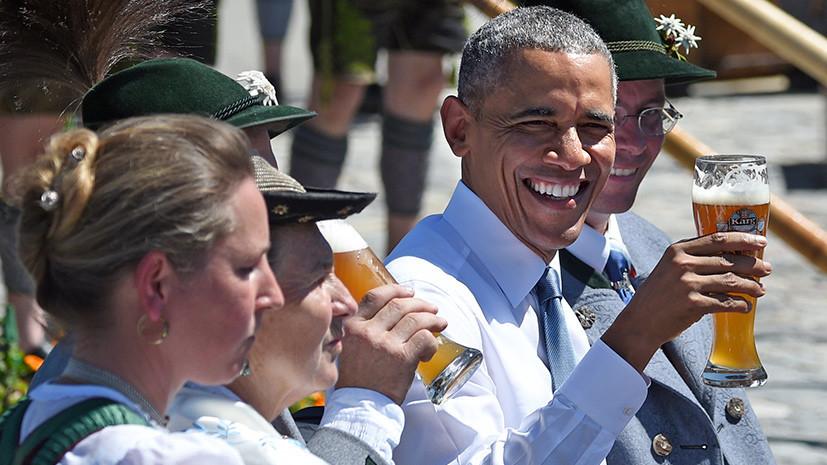 Из Белого дома в деревню: Обаму приглашают поселиться в швейцарской провинции