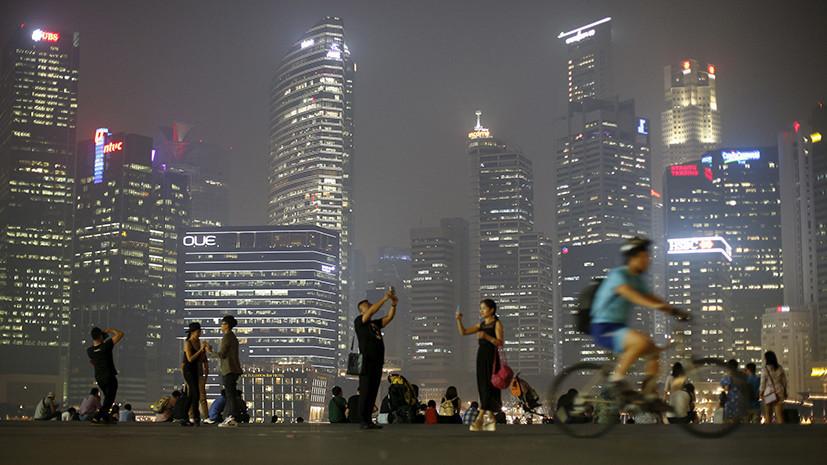 Спасти «экономическое чудо»: власти Сингапура впервые за семь лет столкнулись с кризисом